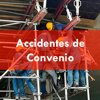 Accidentes de Convenio