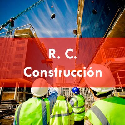 Seguro RC Construcción
